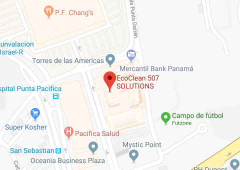 Mapa Ecoclean507 Solutions