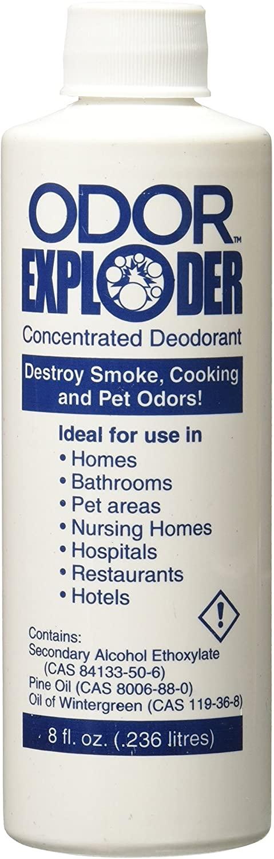 El eliminador de olores odor exploder HOST